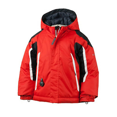 Obermeyer Cruise Toddler Boys Ski Jacket, Lava, viewer