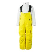 Obermeyer Volt Toddler Boys Ski Pants, Cyber Yellow, medium