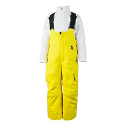Obermeyer Volt Toddler Boys Ski Pants, Cyber Yellow, 256