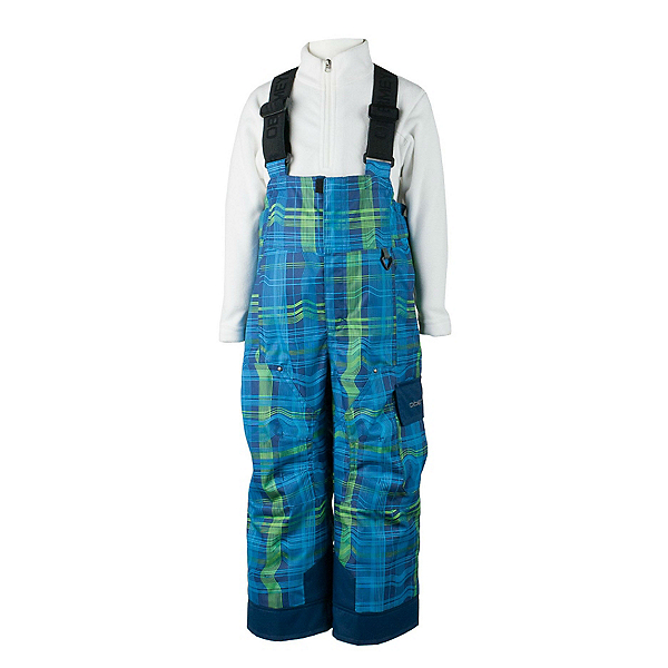 Obermeyer Volt Print Toddler Boys Ski Pants, Electric Ave Print, 600