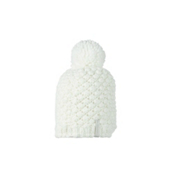 Obermeyer Sunday Knit Kids Hat, White, medium