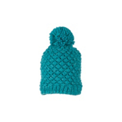 Obermeyer Sunday Knit Kids Hat, Mediterranean, medium