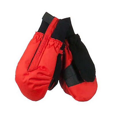 Obermeyer Thumbs Up Toddlers Mittens, Lava, viewer