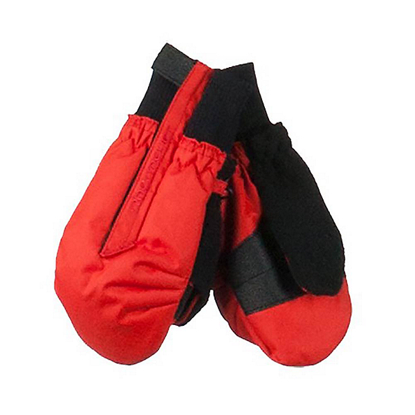 Obermeyer Thumbs Up Toddler Mittens, Lava, 600