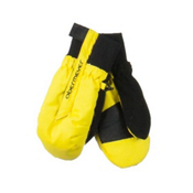 Obermeyer Thumbs Up Mitten Toddlers Mittens, Cyber Yellow, medium