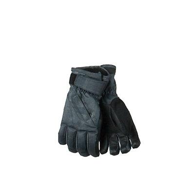 Obermeyer Alpine Teen Girls Gloves, White, viewer