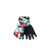 Obermeyer Alpine Teen Girls Gloves, Sugar Rush Print, medium