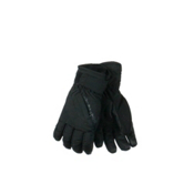 Obermeyer Alpine Kids Gloves, Black, medium