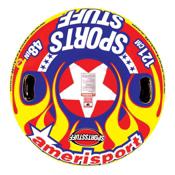 SportsStuff Amerisport Inflatable Sled, , medium