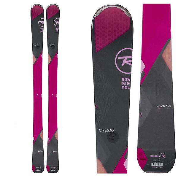 Rossignol Temptation 88 Womens Skis 2017, , 600