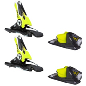 Rossignol Axial3 120 Ski Bindings, Black-Yellow, medium