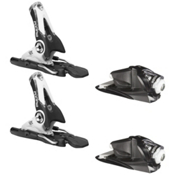 Rossignol Axial3 120 Ski Bindings 2016, Black-White, medium