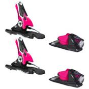 Rossignol Axial3 120 Ski Bindings 2016, Black-Pink, medium