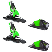 Rossignol Axial3 120 Ski Bindings 2016, Black-Green, medium