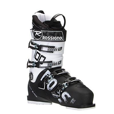 Rossignol AllSpeed 100 Ski Boots, Black-White, viewer