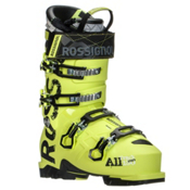 Rossignol AllTrack Pro 130 WTR Ski Boots, Acid Yellow, medium
