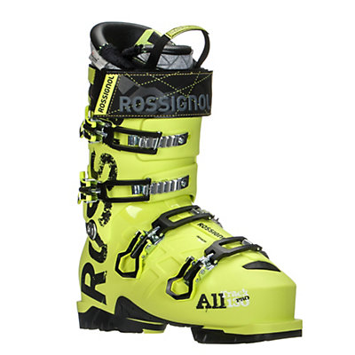 Rossignol AllTrack Pro 130 WTR Ski Boots 2017, Acid Yellow, viewer