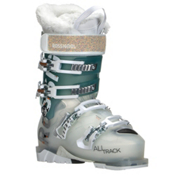 Rossignol AllTrack 90 W Womens Ski Boots, Transparent-Ice Blue, medium