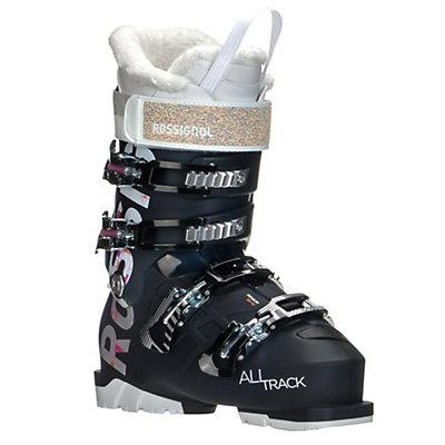Rossignol AllTrack 80 W Womens Ski Boots, Black Transparent, viewer