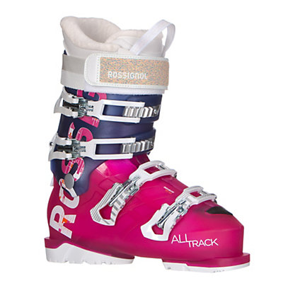 Rossignol AllTrack 70 W Womens Ski Boots, Transparent-Black, viewer
