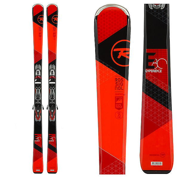 Rossignol Experience 80 Skis with Xelium 110 Bindings, , 600