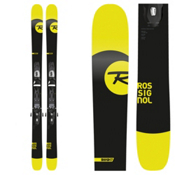 Rossignol Smash 7 Skis with Xelium 100 Bindings 2016, , medium