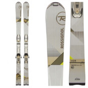 Rossignol Unique 8 Womens Skis with Saphir 110 Bindings 2016, , medium