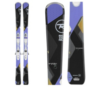 Rossignol Temptation 75 Womens Skis with Xeluim Saphir 100 Bindings 2016, , medium
