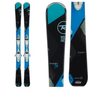 Rossignol Temptation 84 Womens Skis with Xelium Saphir 110 Bindings, , medium
