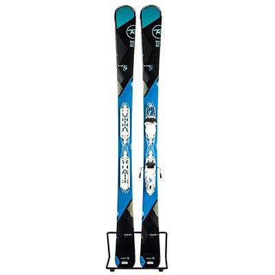 Rossignol Temptation 84 Womens Skis with Xelium Saphir 110 Bindings, , viewer