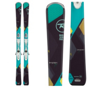 Rossignol Temptation 77 Womens Skis with Xelium Saphir 110 Bindings 2016, , medium