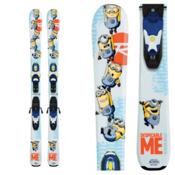 Rossignol Minions Kids Skis with Kid-X 45 Bindings, , medium