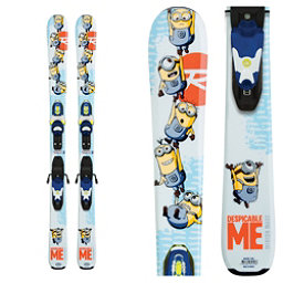 Rossignol Minions Kids Skis with Kid-X 45 Bindings 2017, , 256