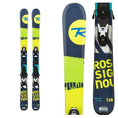 Rossignol Terrain Boy Jr. Kids Skis with Xelium 70 Bindings, , viewer