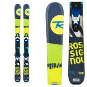 Rossignol Terrain Baby Kids Skis with Comp J 45 Bindings, , medium