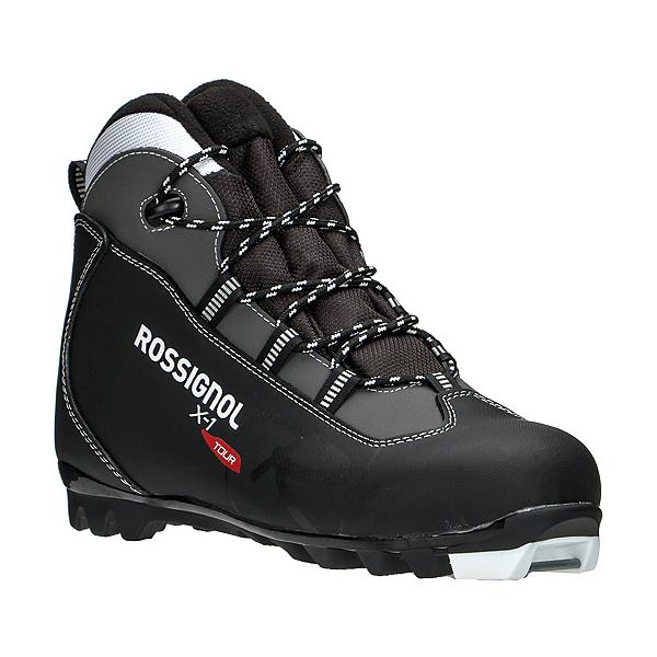 Rossignol X-1 NNN Cross Country Ski Boots 2017, Black, 600