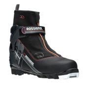 Rossignol X-5 FW Womens NNN Cross Country Ski Boots 2017, Black, medium