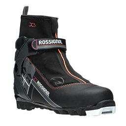 Rossignol X-5 FW Womens NNN Cross Country Ski Boots 2017, Black, 256