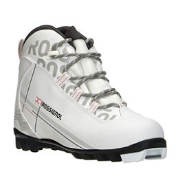 Rossignol X-1 FW Womens NNN Cross Country Ski Boots 2017, White, 256