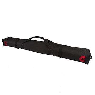 Rossignol Long Haul 2 Pair Ski Bag, Black, viewer