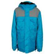 686 Approach Boys Snowboard Jacket, Blue, medium