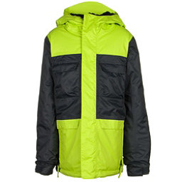 686 Approach Boys Snowboard Jacket, Gunmetal, 256