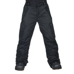 686 All Terrain Kids Snowboard Pants, Black, 256