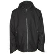 Volkl Khula Mens Insulated Ski Jacket, Black, medium