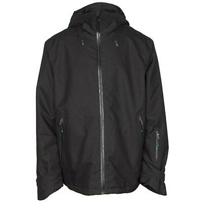Volkl Khula Mens Insulated Ski Jacket, Black, viewer