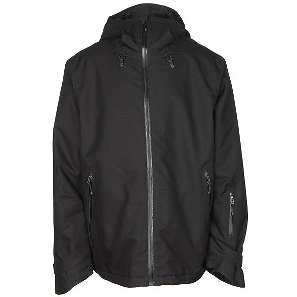 Volkl Khula Mens Insulated Ski Jacket, Black, 600