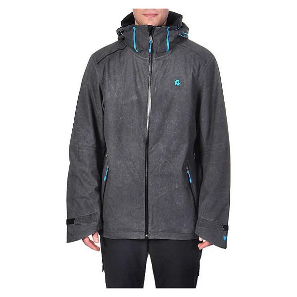 Volkl Khula Light Mens Shell Ski Jacket, Black Wax, 600