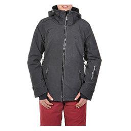 Volkl Manu Womens Insulated Ski Jacket, Black Wax, 256