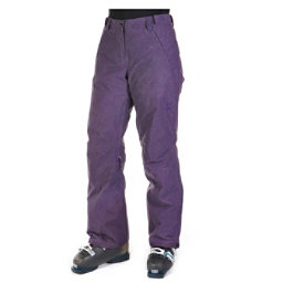 Volkl Nanga Womens Ski Pants, Blackberry Wax, 256