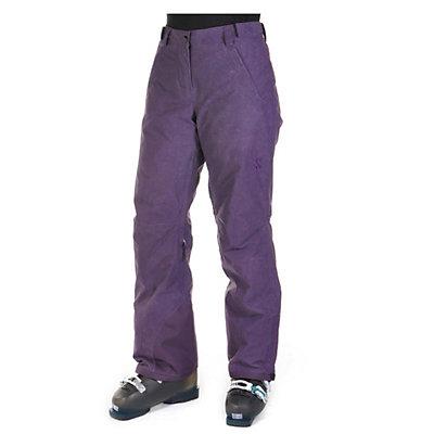 Volkl Nanga Womens Ski Pants, Blackberry Wax, viewer